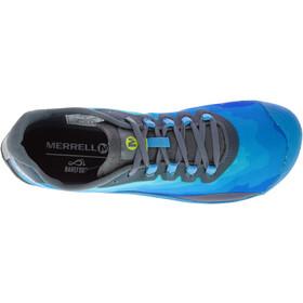 Merrell Vapor Glove 4 Kengät Miehet, mediterranian blue